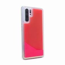 Futrola Liquid color za Huawei P30 Pro narandzasto-pink