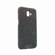 Futrola Moon Dust za Samsung J610FN Galaxy J6 Plus zuto-zelena