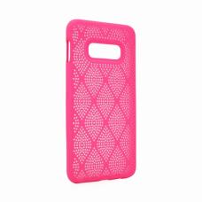 Futrola Moroccan za Samsung G970 S10e pink