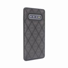 Futrola Moroccan za Samsung G975 S10 Plus crna