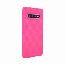 Futrola Moroccan za Samsung G975 S10 Plus pink