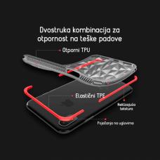 Futrola Pure Diamond za Samsung N960 Note 9 crvena