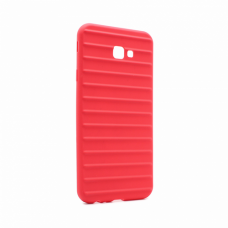 Futrola Ribbed za Samsung J415FN Galaxy J4 Plus crvena