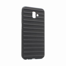 Futrola Ribbed za Samsung J610FN Galaxy J6 Plus crna