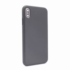 Futrola Sandy color za iPhone XS Max crna