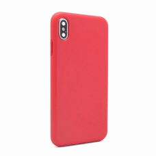 Futrola Sandy color za iPhone XS Max crvena