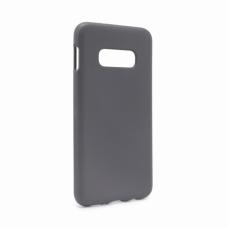 Futrola Sandy color za Samsung G970 S10e crna
