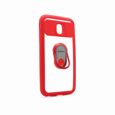 Futrola Shengo Finger Ring za Samsung J530F Galaxy J5 2017 (EU) crvena