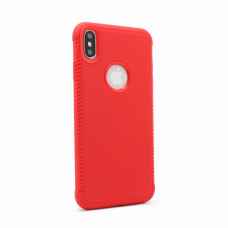 Futrola Sherd TPU za iPhone XS Max crvena