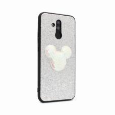 Futrola Shiny mouse za Huawei Mate 20 Lite srebrna type 2