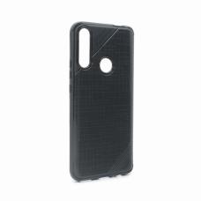 Futrola Silikon rough za Huawei Y9 Prime 2019 crna
