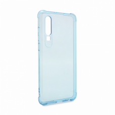 Futrola silikonska Ultra Thin za Huawei P30 svetlo plava
