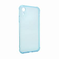 Futrola silikonska Ultra Thin za Huawei Y6 2019/Honor 8A svetlo plava
