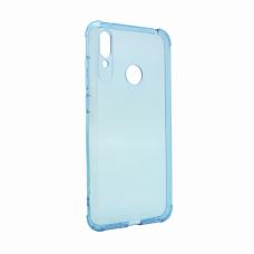 Futrola silikonska Ultra Thin za Huawei Y7 2019/Y7 Prime 2019 svetlo plava