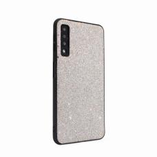 Futrola Sparkle Shiny za Samsung A750F Galaxy A7 2018 srebrna