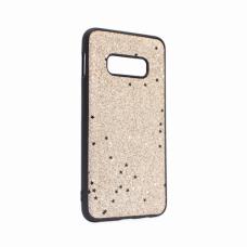 Futrola Sparkle Shiny za Samsung G970 S10e zlatna