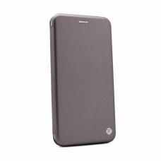 Futrola Teracell Flip Cover za HTC Desire 12 srebrna