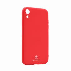 Futrola Teracell Slim za iPhone XR crvena