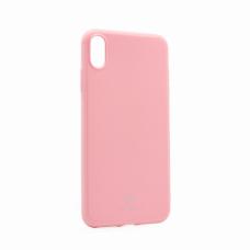 Futrola Teracell Slim za iPhone XS Max roze