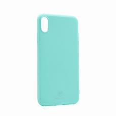 Futrola Teracell Slim za iPhone XS Max zelena