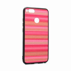 Futrola Three stripes za Xiaomi A1/5X pink