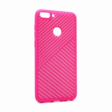 Futrola Twill za Huawei P Smart/Enjoy 7S pink