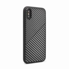 Futrola Twill za iPhone X crna