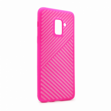 Futrola Twill za Samsung A530F Galaxy A8 2018 pink