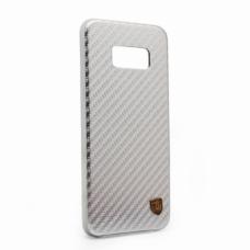 Futrola Twist za Samsung G955 S8 plus srebrna