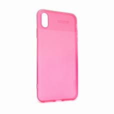 Futrola X-level Rainbow za iPhone XS Max pink