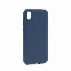 Futrola Y-Leather za Huawei Y5 2019/Honor 8S plava