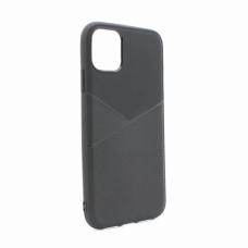 Futrola Y-Leather za iPhone XI 6.1 crna