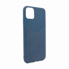 Futrola Y-Leather za iPhone XI 6.5 plava