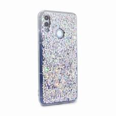 Futrola Younicou Sparkly za Huawei Honor 10 lite/P smart 2019 srebrna