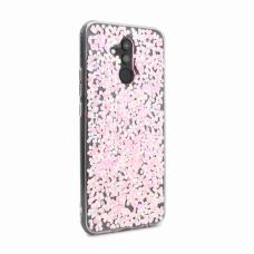 Futrola Younicou Sparkly za Huawei Mate 20 Lite roze