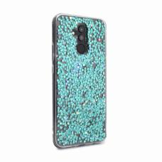 Futrola Younicou Sparkly za Huawei Mate 20 Lite zelena