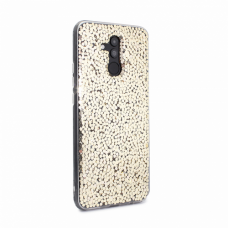 Futrola Younicou Sparkly za Huawei Mate 20 Lite zlatna