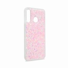 Futrola Younicou Sparkly za Huawei P30 Lite roze