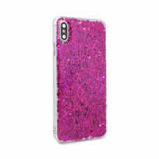 Futrola Younicou Sparkly za iPhone XS Max pink