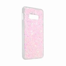 Futrola Younicou Sparkly za Samsung G970 S10e roze